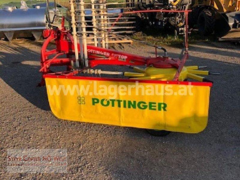 Schwader a típus Pöttinger TOP 380 N, Gebrauchtmaschine ekkor: Purgstall (Kép 1)
