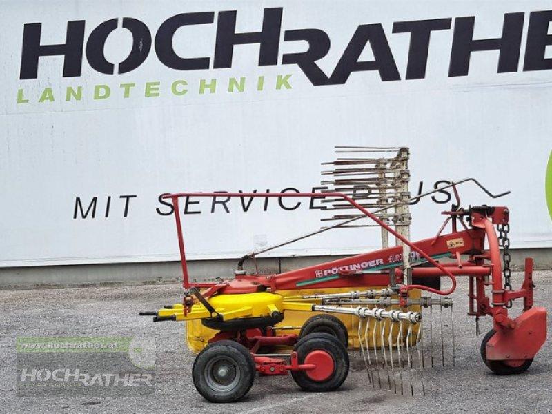 Schwader des Typs Pöttinger TOP 380N, Gebrauchtmaschine in Kronstorf (Bild 2)