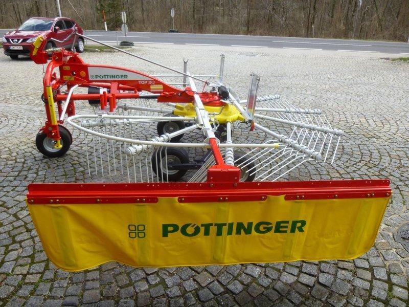 Schwader a típus Pöttinger TOP 382 mit Frühbezugsrabatt, Neumaschine ekkor: Ebensee (Kép 9)