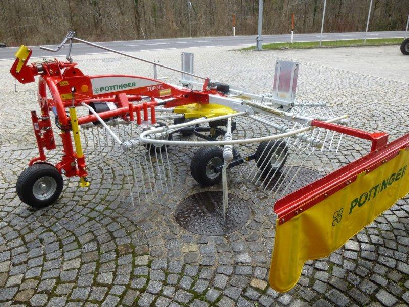 Schwader a típus Pöttinger TOP 382 mit Frühbezugsrabatt, Neumaschine ekkor: Ebensee (Kép 8)