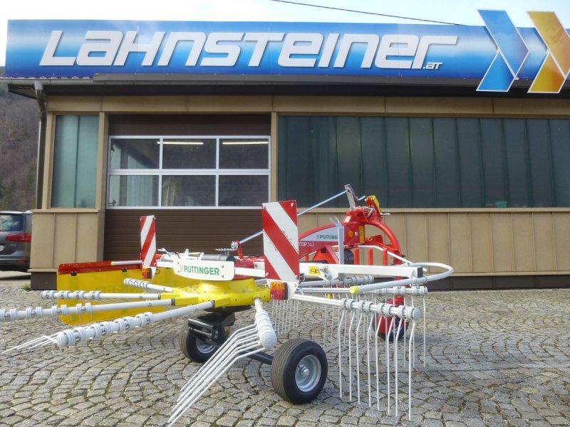 Schwader a típus Pöttinger TOP 382 mit Frühbezugsrabatt, Neumaschine ekkor: Ebensee (Kép 1)