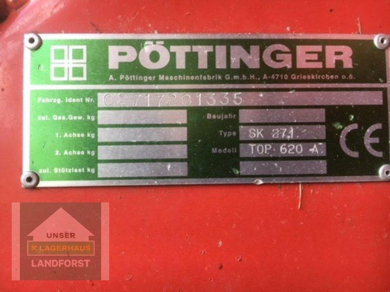 Schwader a típus Pöttinger Top 620 A, Gebrauchtmaschine ekkor: Knittelfeld (Kép 2)