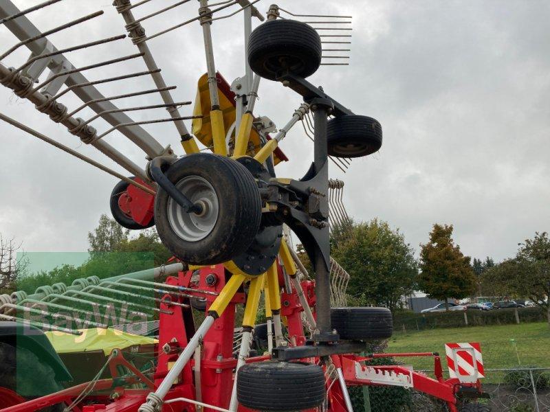 Schwader des Typs Pöttinger Top 662, Gebrauchtmaschine in Dinkelsbühl (Bild 6)