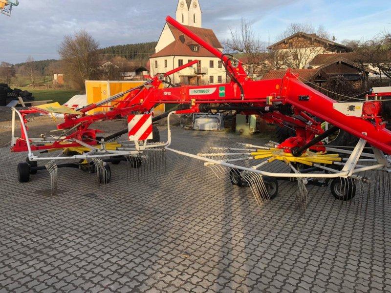Schwader des Typs Pöttinger Top 812, Gebrauchtmaschine in Amerang (Bild 1)