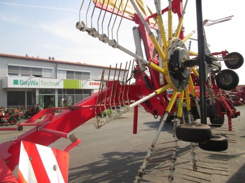 Schwader des Typs Pöttinger Top 812, Gebrauchtmaschine in Wülfershausen an der Saale (Bild 5)