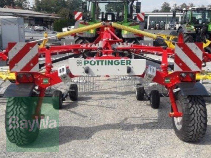Schwader des Typs Pöttinger TOP 842 C AKTION!!!, Neumaschine in Wielenbach (Bild 6)