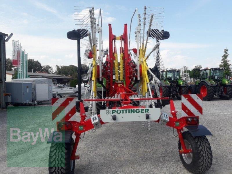 Schwader des Typs Pöttinger TOP 842 C AKTION!!!, Neumaschine in Wielenbach (Bild 10)
