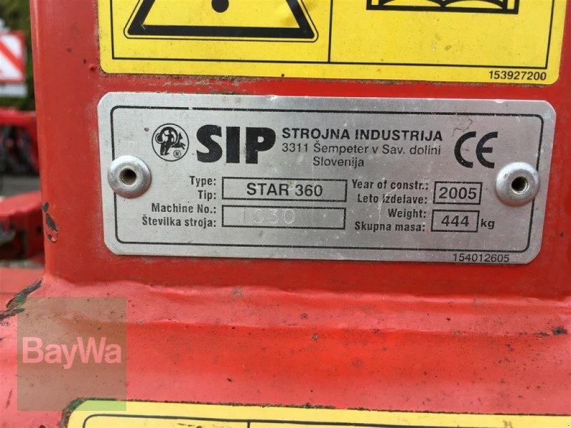 Schwader des Typs SIP STAR 360, Gebrauchtmaschine in Bogen (Bild 9)