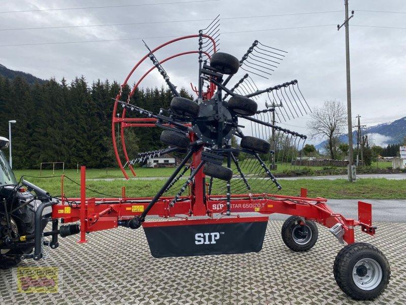 Schwader типа SIP Star 650/20 T Mittelschwader, Gebrauchtmaschine в Kötschach (Фотография 1)