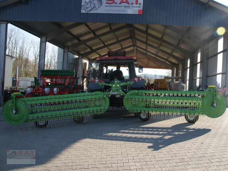 Schwader des Typs Sonstige Samasz Bandschwader Twist 600 P, Neumaschine in Eberschwang (Bild 1)