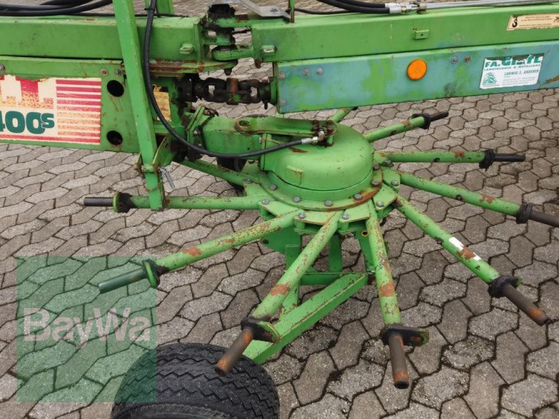 Schwader des Typs Stoll GEBR. SCHWADER STOLL, Gebrauchtmaschine in Manching (Bild 8)