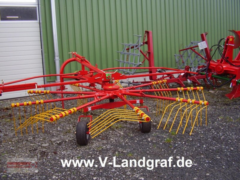 Schwader типа Unia Rak 1, Neumaschine в Ostheim/Rhön (Фотография 1)