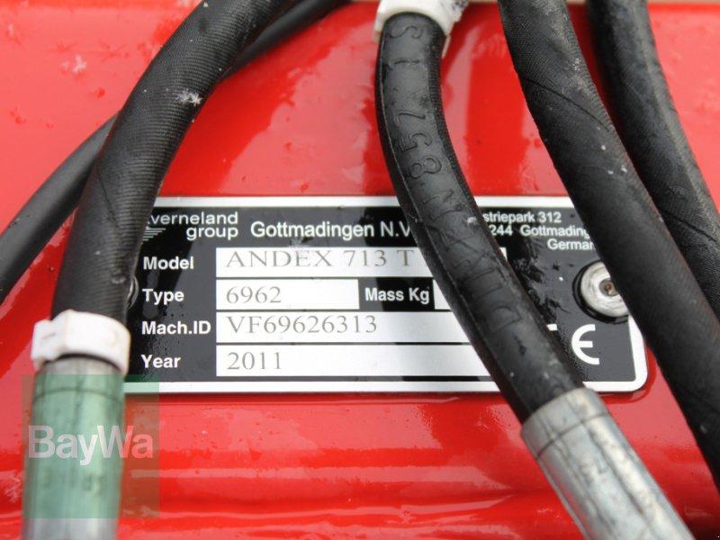 Schwader des Typs Vicon Andex 713 T EVO, Gebrauchtmaschine in Straubing (Bild 8)