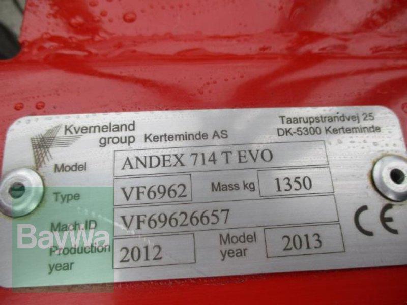 Schwader des Typs Vicon ANDEX 714T EVO  #353, Gebrauchtmaschine in Schönau b.Tuntenhaus (Bild 5)