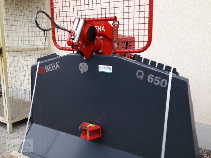 Seilwinde des Typs BEHA Q 650 Vorführwinde, Neumaschine in Neubeuern (Bild 1)