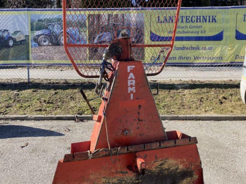 Seilwinde des Typs Farmi 501, Gebrauchtmaschine in Villach (Bild 1)