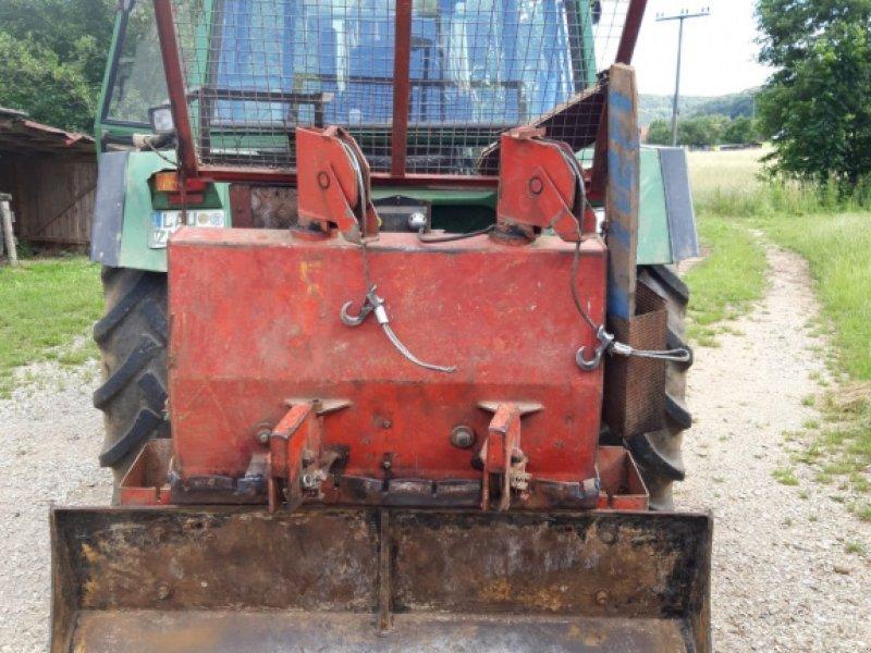 Seilwinde des Typs Farmi Doppeltrommel, Gebrauchtmaschine in Happurg (Bild 2)