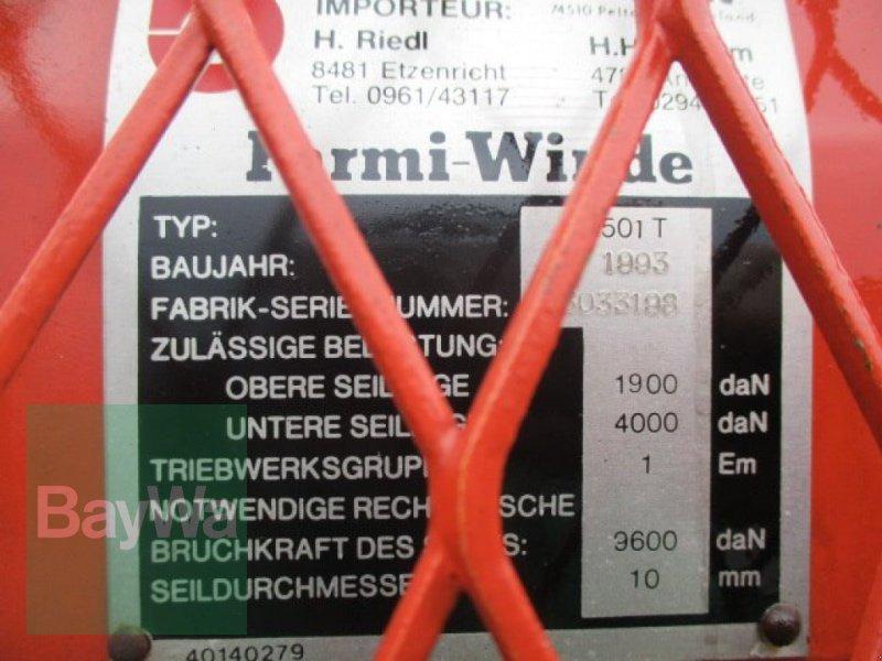 Seilwinde des Typs Farmi SL 501 t, Gebrauchtmaschine in Schönau b.Tuntenhausen (Bild 4)