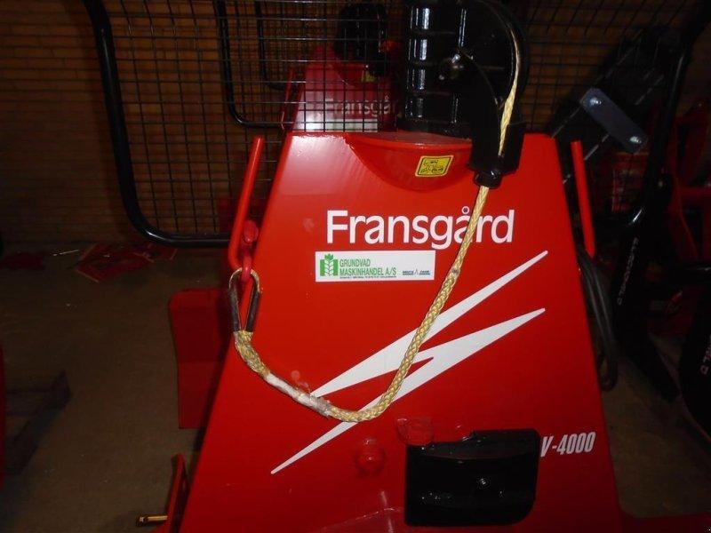 Seilwinde a típus Fransgard V-4000 M/ Radiostyring  SPAR 15000,-, Gebrauchtmaschine ekkor: Viborg (Kép 1)