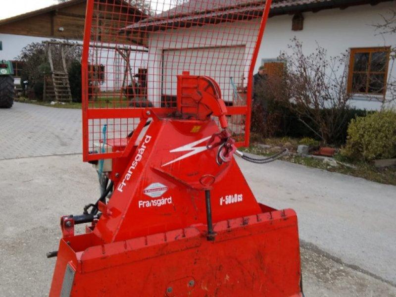 Seilwinde des Typs Fransgard V-5000 GS, Gebrauchtmaschine in Niederviehbach (Bild 1)