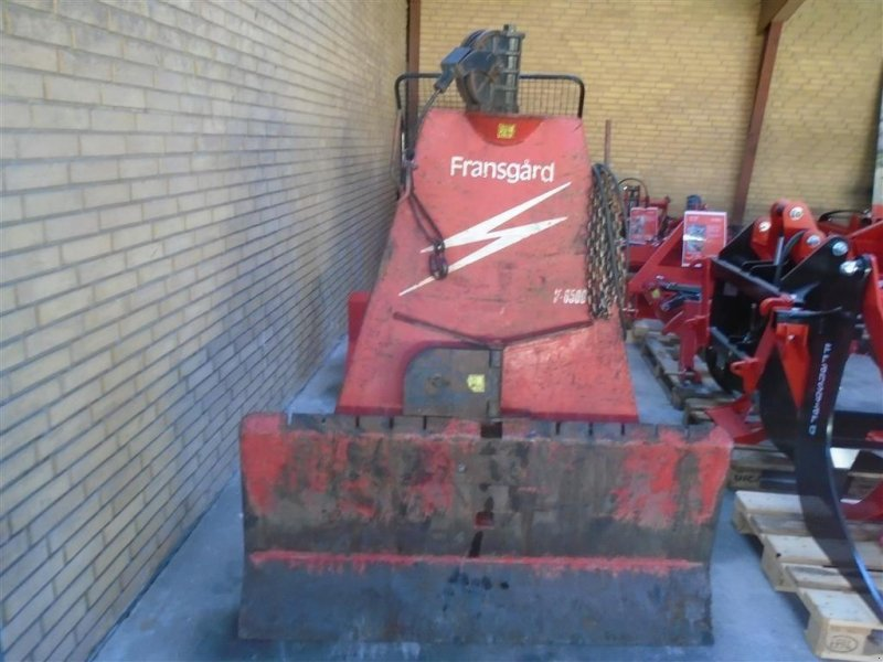 Seilwinde a típus Fransgard V6500 med Radiostyring, Gebrauchtmaschine ekkor: Viborg (Kép 1)