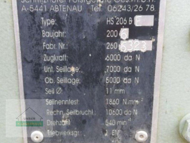 Seilwinde типа Holzknecht 206 BE, Gebrauchtmaschine в St. Michael (Фотография 5)