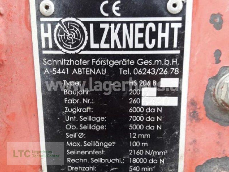 Seilwinde typu Holzknecht 206 BE, Gebrauchtmaschine v Kirchdorf (Obrázok 5)
