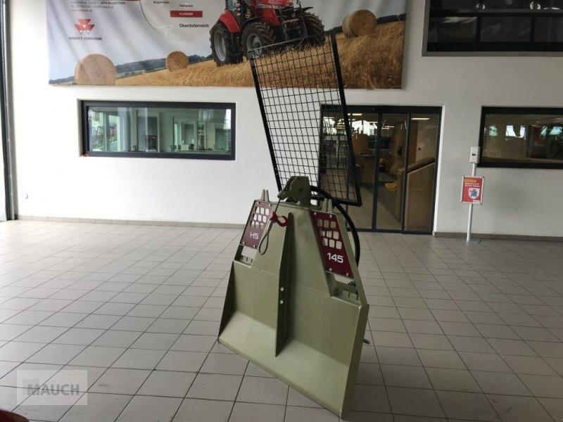 Seilwinde des Typs Holzknecht HS 145 hydr., Neumaschine in Burgkirchen (Bild 1)
