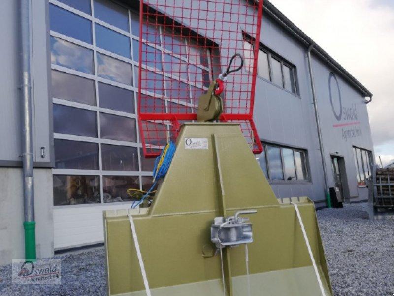Seilwinde des Typs Holzknecht HS 145, Neumaschine in Iggensbach (Bild 1)