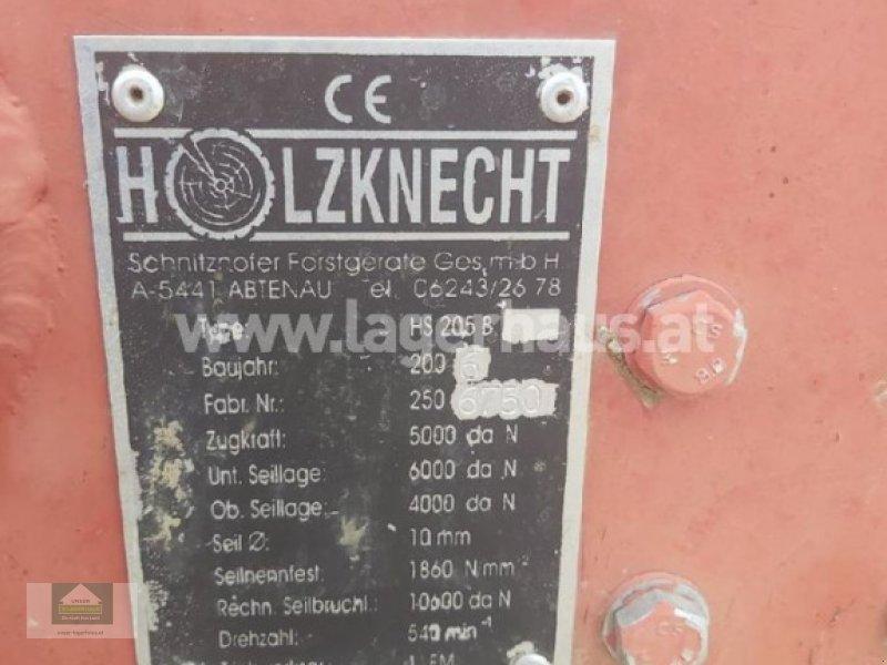 Seilwinde des Typs Holzknecht HS 205 B, Gebrauchtmaschine in Klagenfurt (Bild 3)