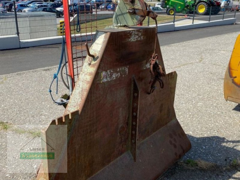 Seilwinde typu Holzknecht HS 206 B hydr., Gebrauchtmaschine v Hartberg (Obrázok 1)