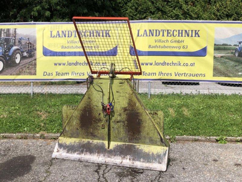 Seilwinde des Typs Holzknecht HS 206 B, Gebrauchtmaschine in Villach (Bild 1)