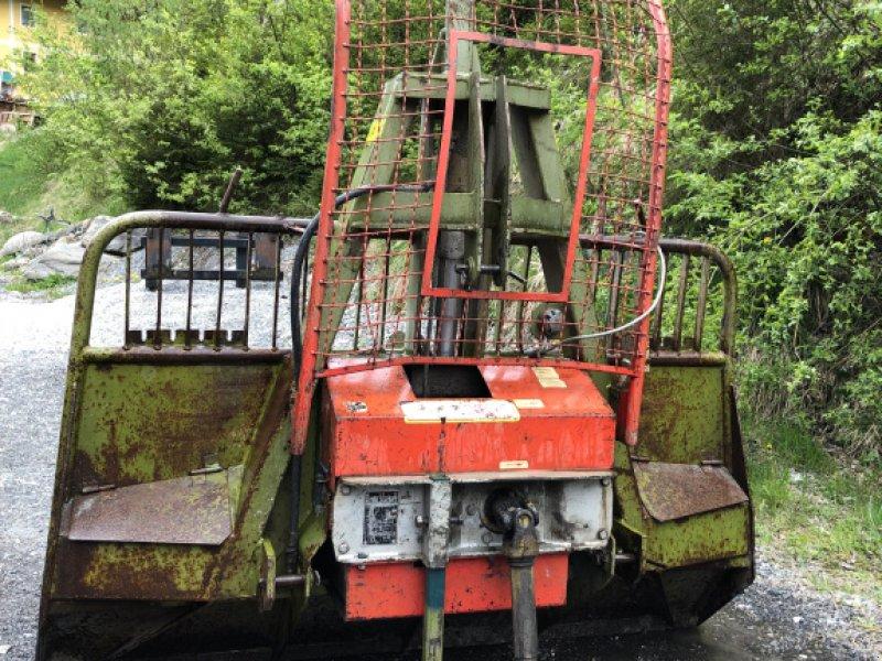 Seilwinde des Typs Holzknecht HS 307, Gebrauchtmaschine in Großarl (Bild 1)