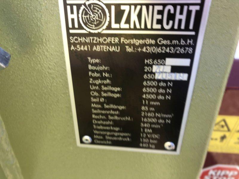 Seilwinde типа Holzknecht HS 650, Gebrauchtmaschine в Villach (Фотография 7)