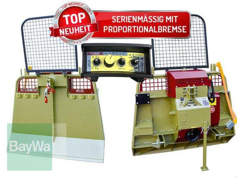 Seilwinde des Typs Holzknecht HS 66, Neumaschine in Sulzbach-Rosenberg (Bild 1)