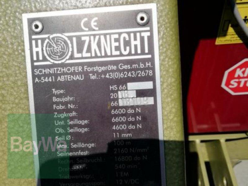 Seilwinde des Typs Holzknecht HS 66, Gebrauchtmaschine in Obertraubling (Bild 3)