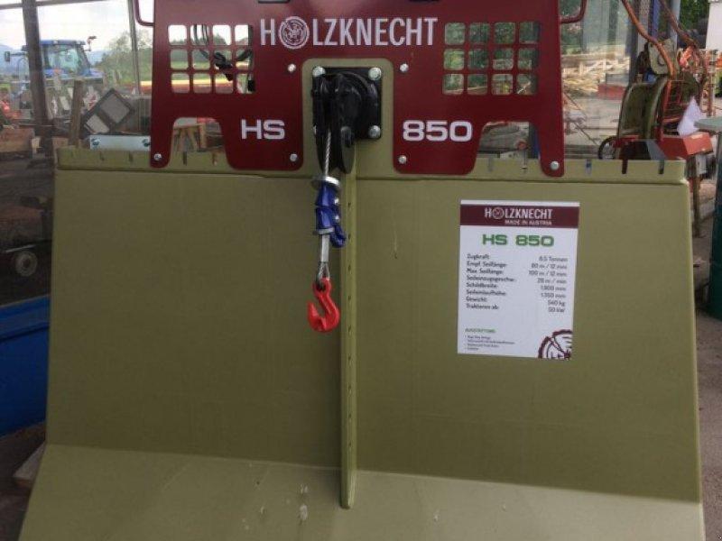 Seilwinde typu Holzknecht HS 850 Lagermaschine sofort verfügbar, Neumaschine w Altenfelden (Zdjęcie 1)