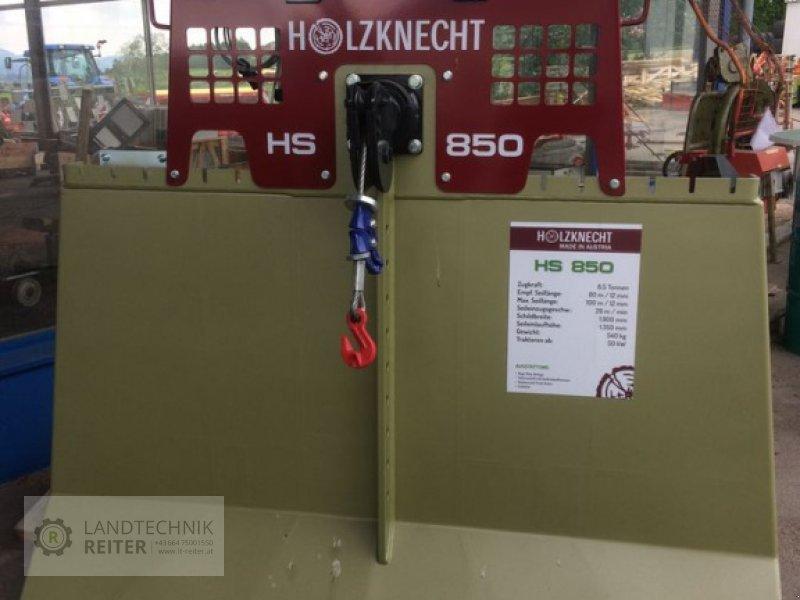 Seilwinde des Typs Holzknecht HS 850 Lagermaschine sofort verfügbar, Neumaschine in Altenfelden (Bild 1)