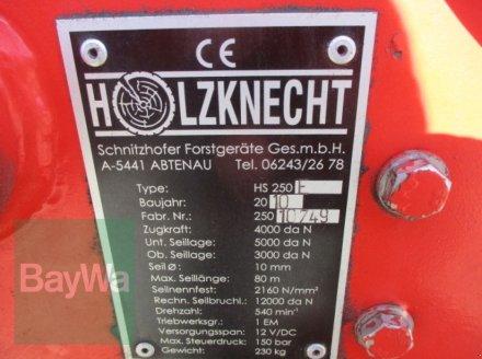 Seilwinde des Typs Holzknecht HS250, Gebrauchtmaschine in Schönau b.Tuntenhausen (Bild 8)