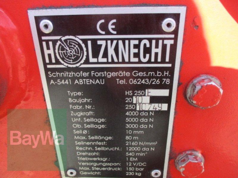 Seilwinde του τύπου Holzknecht HS250, Gebrauchtmaschine σε Schönau b.Tuntenhausen (Φωτογραφία 8)