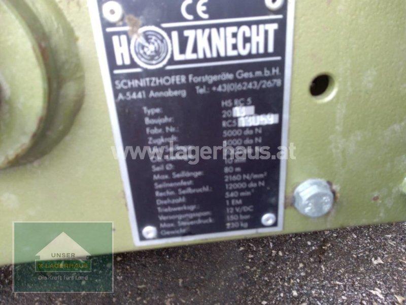 Seilwinde типа Holzknecht RC 5, Gebrauchtmaschine в Perg (Фотография 6)