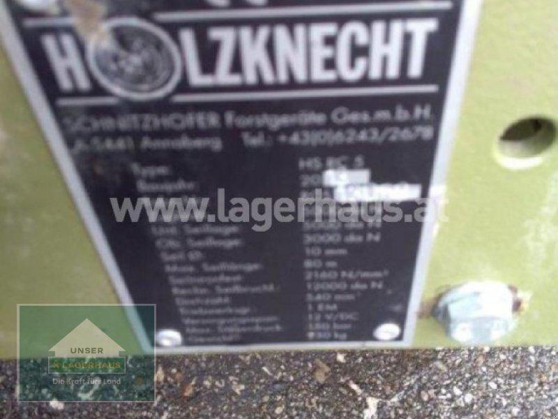 Seilwinde типа Holzknecht RC 5, Gebrauchtmaschine в Perg (Фотография 2)