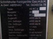 Holzknecht RC 6 Тросовая лебедка