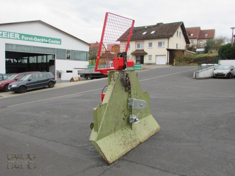 Seilwinde типа Holzknecht Sonstiges, Gebrauchtmaschine в Geroda (Фотография 8)