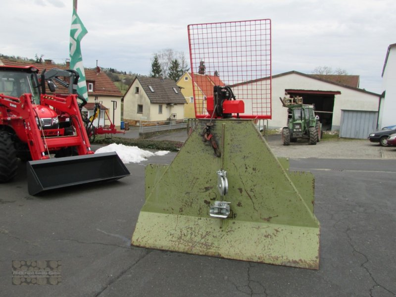 Seilwinde типа Holzknecht Sonstiges, Gebrauchtmaschine в Geroda (Фотография 11)