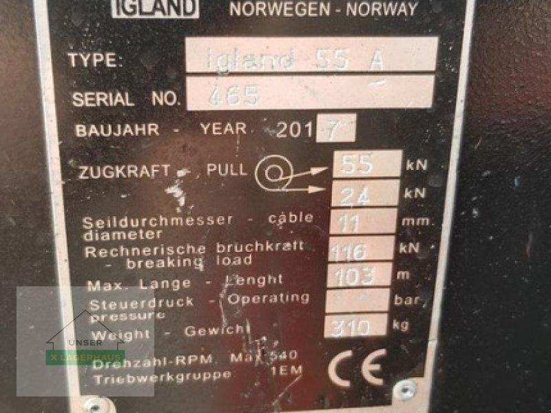 Seilwinde типа Igland 55A, Gebrauchtmaschine в Wies (Фотография 2)