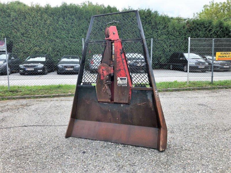 Seilwinde типа Igland 65 H, Gebrauchtmaschine в Villach (Фотография 1)