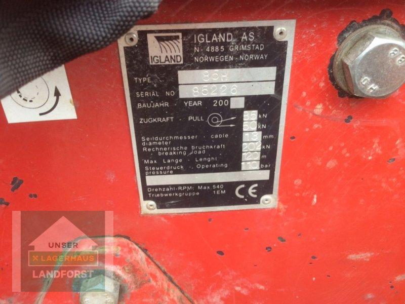 Seilwinde типа Igland 85H, Gebrauchtmaschine в Murau (Фотография 7)