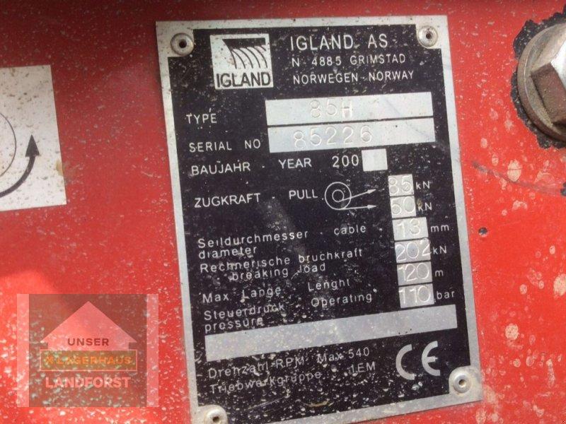 Seilwinde типа Igland 85H, Gebrauchtmaschine в Murau (Фотография 4)
