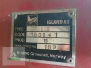 Seilwinde des Typs Igland Crosso 8001, Gebrauchtmaschine in Wies